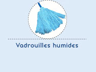 vadrouilles humides